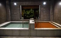 【個室ダイニング】おいしい旅館の朝食と8つの家族風呂を愉しむ休日