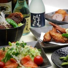 レストラン【花茶屋】の2,000円分の夕食お食事付きプラン