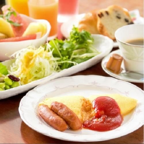 【JAL楽パック限定】【朝食付】手作り、季節、地元にこだわった朝食バイキング♪