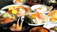 【朝食バイキング付】朝食からたっぷり北陸の味覚を堪能!金沢西インターから車1分!【駐車場無料】