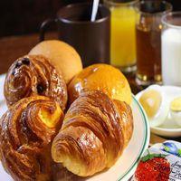 【軽朝食付】パン・コーヒーなどのビュッフェ