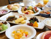【朝食バイキング付】約30種類の和洋バイキング■特産野菜『加賀野菜』使用■