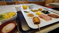 【2食付】★選べるメインメニュー★越前御膳の夕食+朝食バイキング付プラン