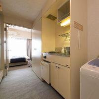 別館マンションタイプ 素泊まり 炊事洗濯機能付き 喫煙可