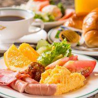 【秋冬旅セール】【朝食付】朝食バイキング付プラン スタッフの温かなおもてなし