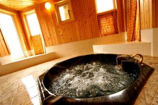 【お先でスノ。】最もお得なダブルルーム☆貸切温泉と山岳ホテル伝統料理バイキング【温泉】