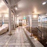 ◆朝食付◆12時チェックアウト☆ちょっと遅めのご出発の方へおススメです!男女別天然温泉大浴場完備♪
