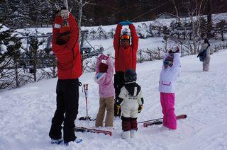 【お先でスノ。】白樺高原国際スキー場・2in1 共通1日リフト券付 フレンチフルコースディナープラン