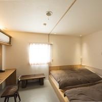 デザイナーズルーム【Bahn】シャワーブース・トイレ付き