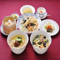 【ディナーステイ】中国料理「桃園」で本場四川の味に舌鼓♪(朝夕食付)