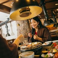 【スタンダード】夕食時間&内容の事前予約OK★温泉でのんびり1泊2食付プラン