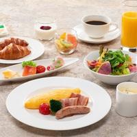 【人気No.1】<選べる朝食>和洋チョイスで安心のセットメニューをお召し上がりください。
