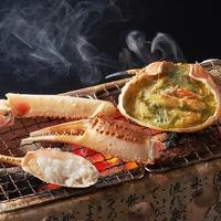 県産ずわい蟹を堪能する 平野料理長こころ尽くしの「極」懐石とにいがた朝ごはん(2食付)