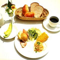 ☆朝食付きプラン☆ さあ出かけましょう〜チェックインは22時まで◎!