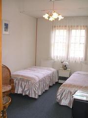 ゲレンデの見えるお部屋。