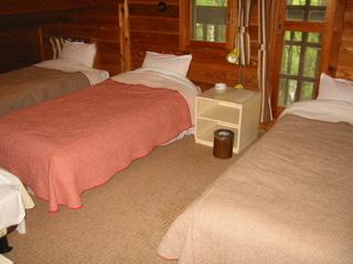 【現金特価】山小屋風ログのお部屋 4ベットルーム