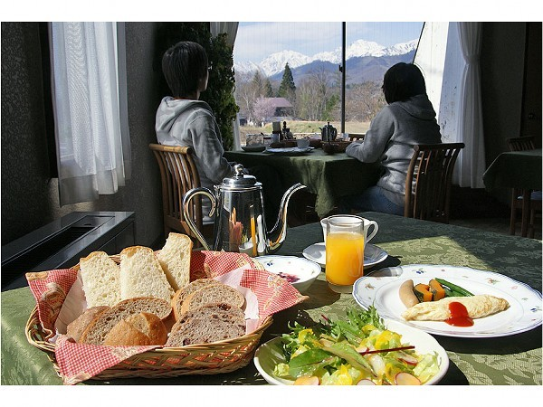自家製天然酵母パンの宿 栂池高原 プチホテルシャンツェ 関連画像 4枚目 楽天トラベル提供