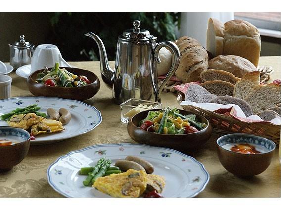 自家製天然酵母パンの宿 栂池高原 プチホテルシャンツェ 関連画像 2枚目 楽天トラベル提供