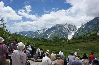 栂池自然園トレッキングプラン★チケット割引とおむすび無料  白馬乗鞍岳 白馬大池登山も可能です