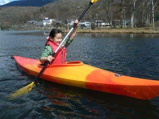 【自然を感じる旅】白樺湖でカヌー体験を♪特別割引で