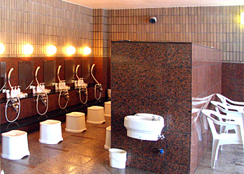 メンズサウナ天然温泉「若松の湯」