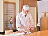 福岡の旬の味わいを一流職人の技と共に〜寿司「銀明翠 博多」〜1泊2食付き