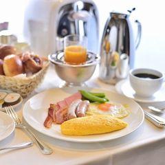 【受験生応援】コネクトルーム確約で安心!ルームサービスも可!選べる朝食付き