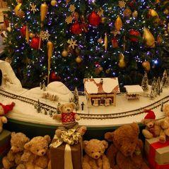 【12/22〜25限定】クリスマスディナーブッフェ付き宿泊プラン☆お子様はベッドの数だけ添寝無料!