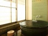 【美食&半露天風呂】〜24時間いつでも入れる陶器風呂つき旬菜、遊食プラン〜