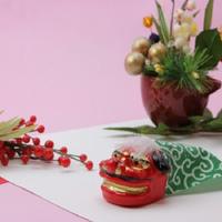 彩り湯かしき花と華