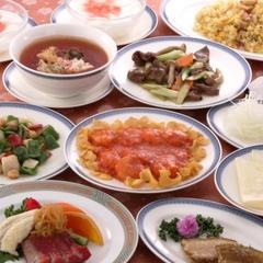 【早期でお得】14日前までのご予約限定★2食付!中国料理♪気軽に本格広東料理を♪