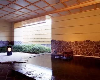 【90分飲み放題レストラン食】高級御影石をぜいたくに使った露天大浴場♪スタンダードプラン