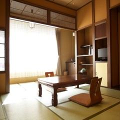 モダンな和室10畳の客室(S特別プラン用)