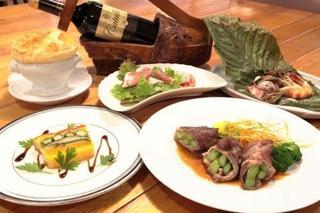 【料理自慢】 1泊2食 和牛料理に高原野菜のグルメなプラン♪サマースキー・登山にもおススメ!【夏得】