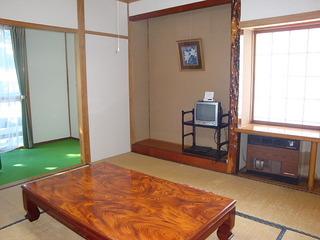 リーズナブルな別館・和室