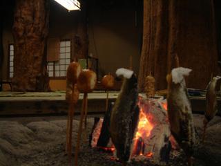 【平日2組様限定】 【大木の庵で囲炉裏料理を楽しむ】 2月 3月 期間限定プラン