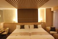 【楽天限定】 ♪お部屋はちょっと贅沢に♪ 【1泊朝食付】 ラグジュアリーツインルームB 2〜3名