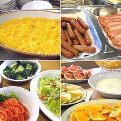 ●ビジネス応援!【クオカード1,000円】朝食(和洋バイキング)プラン