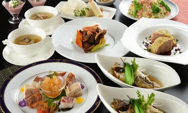 中国料理 李芳メニュー