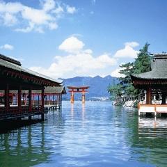人気観光地「宮島 厳島神社」へ。ホテルから26分!高速船券&体験パスポート付