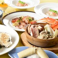 【冬の美食時間】大皿料理で楽しむ中華「蟹・広島牡蠣」北京ダック&多島美温泉