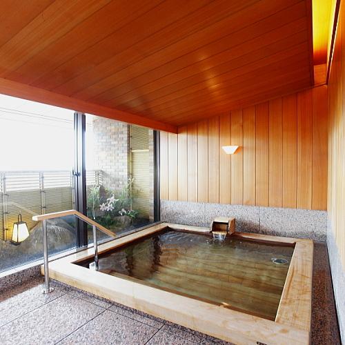 伊丹空港より30分!楽天限定【貸切風呂無料サービス】総檜造りの貸切風呂でゆったり 45分間付