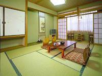 和室8〜10畳タイプ(洗浄器付トイレ、洗面スペース付 禁煙)