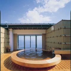 【デトックス②】海を眺めてリラックス!優雅にお部屋で簡易ミストサウナ♪