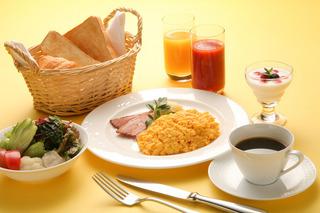 ・-朝食付きプラン-・