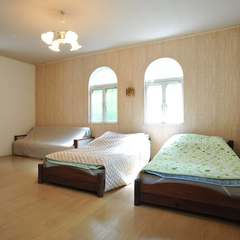 シンプルでコンパクトなお部屋 素泊まりプラン [ペットOK]