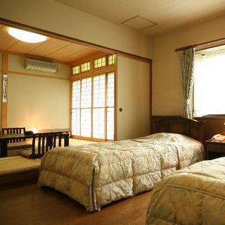新館・露天風呂付・和洋室【禁煙室】