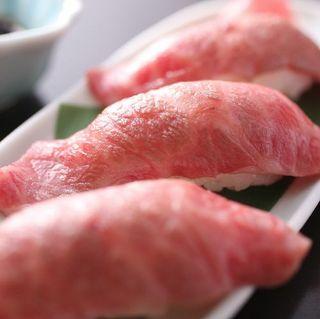 【平日限定★ぎふ旅】平日休みを満喫☆飛騨牛『ロースト握り寿司』付き♪『飛騨牛しゃぶ&焼肉』も!