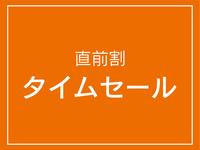 【直前割!】断然お得♪タイムセールプラン☆次亜塩素酸水無料配布中☆VODで映画無料配信中☆