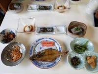 【 和朝食付プラン 】<山陰の干物で栄養たっぷり♪>10品の和朝食で元気な一日を。